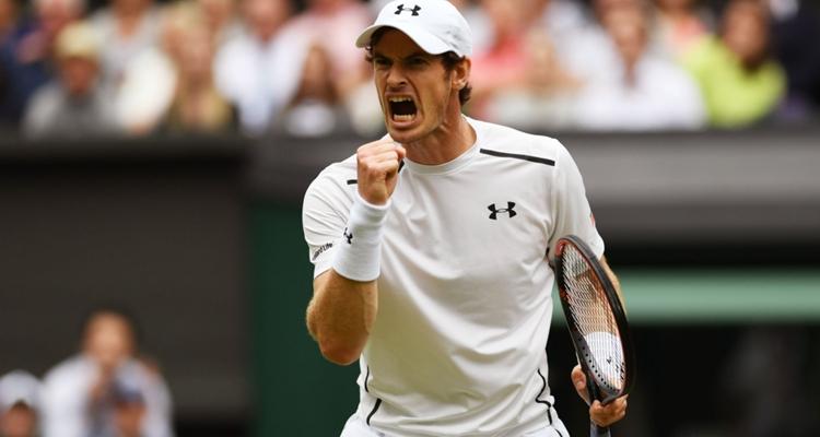Apenas Disputo Una Final De Grand Slam En Su Carrera Wimbledon  Le Cuesta Pasar De Semifinales Y Tenisticamente Esta Un Par De Pasos Por