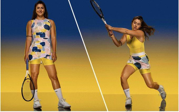 Nike Reveals Bianca Andreescu S Australian Open Outfit