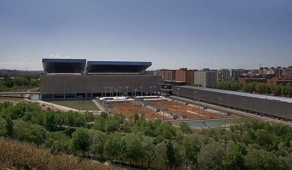 Madrid se disputa a 655 metros sobre el nivel del mar.