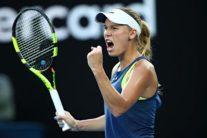 Wozniacki Quiero Ser Una Buena Novia Una Buena Hija Y Una Buena Jugadora De Tenis Puntodebreak