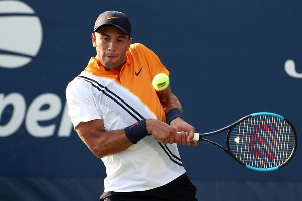 Tenis. Coric elimina al granadino Carballés en segunda ronda del US Open