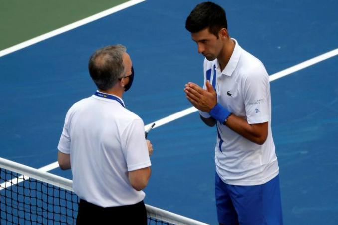 Las Palabras Del Supervisor Oficial Itf Sobre La Expulsion De Djokovic Puntodebreak