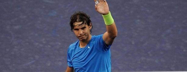 Nadal, no tiene claro si jugar Indian Wells y Miami. Foto:tenisranking.com
