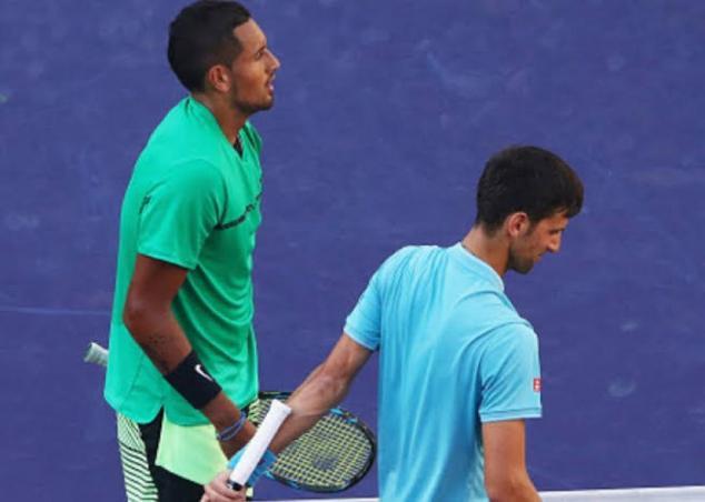 Nick Kyrgios vuelve a regañar a Novak Djokovic en redes sociales por su fallido torneo en plena pandemia de COVID-19