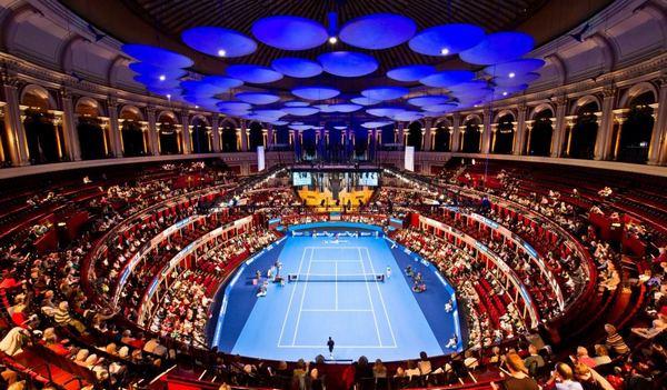 El atp champions tour el circuito de leyendas del tenis for Door 12 royal albert hall