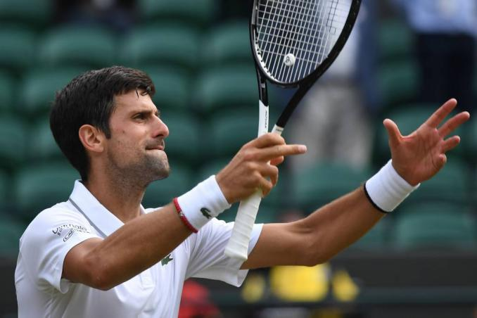 Wimbledon 2019 Semifinales Masculinas