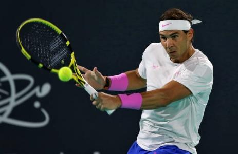 Rafael Nadal Tenista Con Mas Titulos En Abu Dhabi Puntodebreak