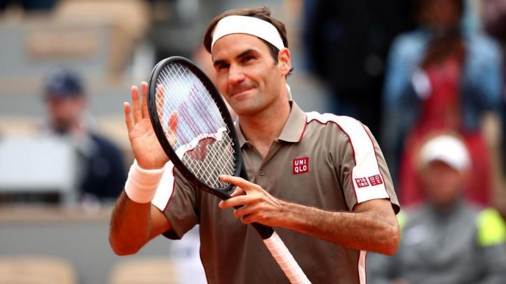 Roger Federer confirma su participación en Roland Garros y en el Abierto de Ginebra