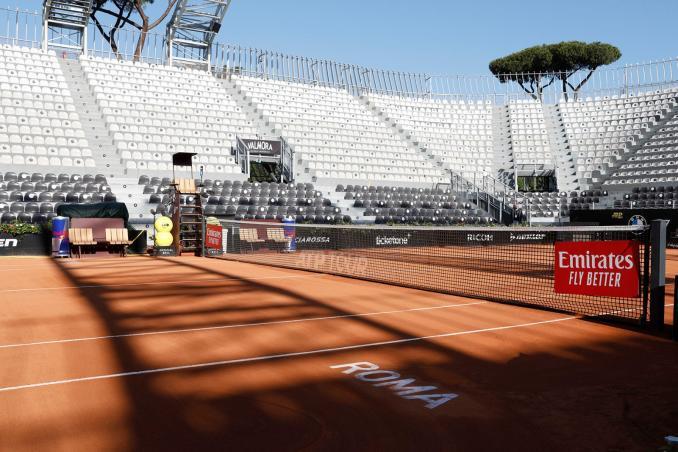 TENIS WTA 1000 TORNEO ROMA