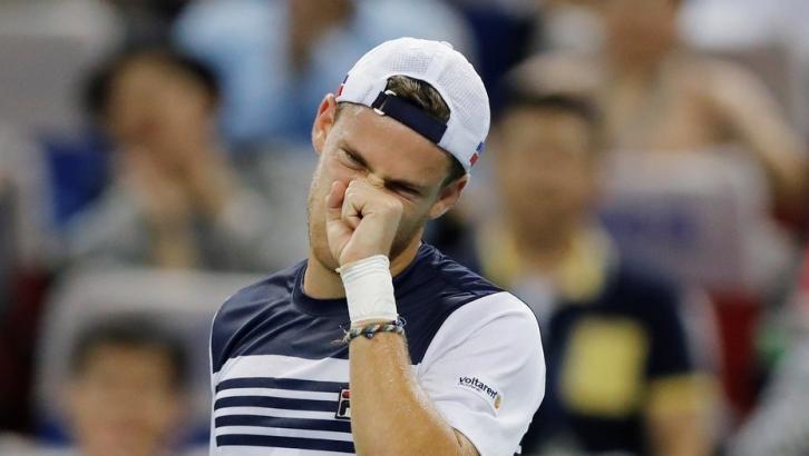 Schwartzman - derrota Shanghai - Pto. Break