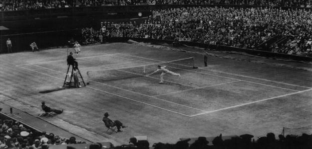 100 años primera participación española en Grand Slam