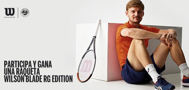 Sorteo raqueta Wilson Blade 98