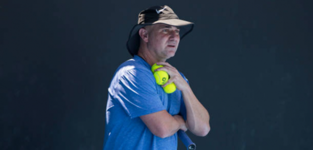 ¿Y la cara que se le quedaría a Agassi al ver los triunfos de Djokovic?