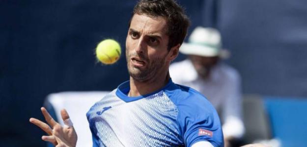 Albert Ramos certifica una semana de ensueño. Fuente: ATP
