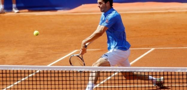 Albert Ramos debutó en Canadá en la Copa Davis. Foto:sheykmisapuestas.com