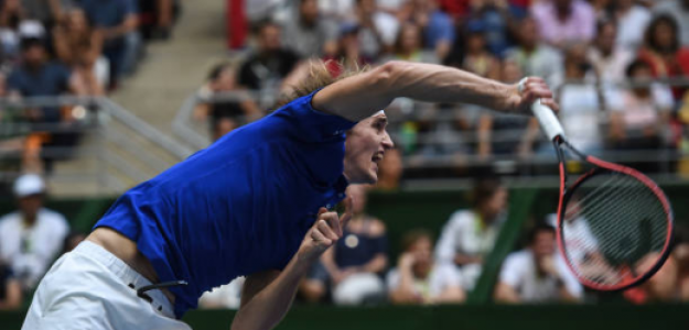 Alexander Zverev, balance de su temporada