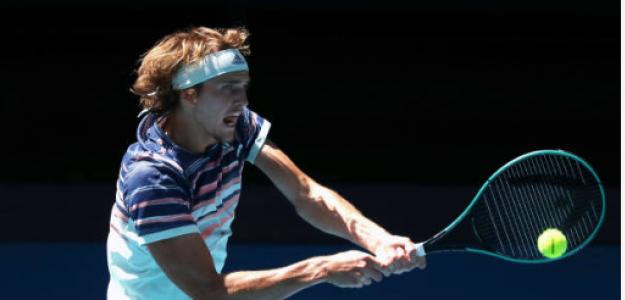 Alexander Zverev habla como semifinalista del Open Australia 2020. Foto: gettyimages