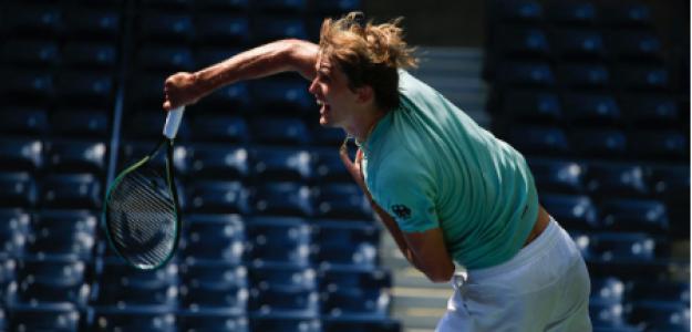 Alexander Zverev, expectativas US Open 2021. Foto: gettyimages