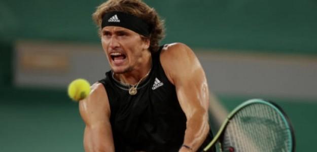 El alemán a sus terceros cuartos de final en Roland Garros. Foto: Getty