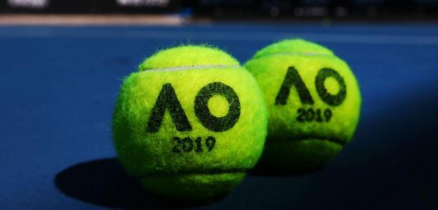 Analizamos el cuadro masculino del Open de Australia 2019. Foto: OA