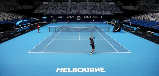Análisis del cuadro masculino Open de Australia 2021. Foto: gettyimages
