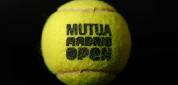 Análisis del cuadro Mutua Madrid Open 2021. Fuente: Getty