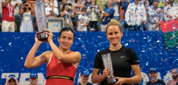 Anastasija Sevastova, campeona en Jurmala. Fuente: WTA