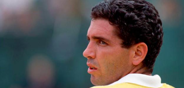 Andrés Gómez, campeón de Roland Garros 1990. Fuente: Getty