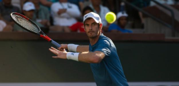 Andy Murray habla de su victoria ante Carlos Alcaraz en Indian Wells 2021. Foto: gettyimages