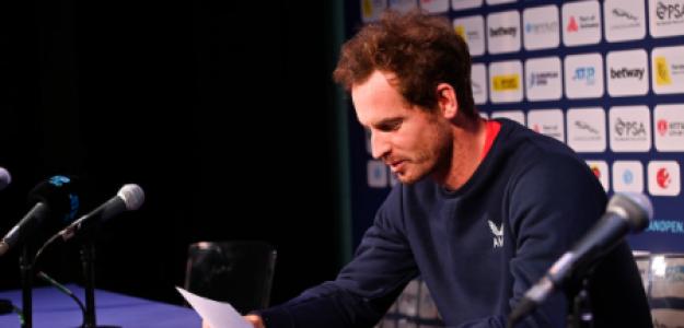 Andy Murray, posibilidad ganar título en Amberes. Foto: gettyimages
