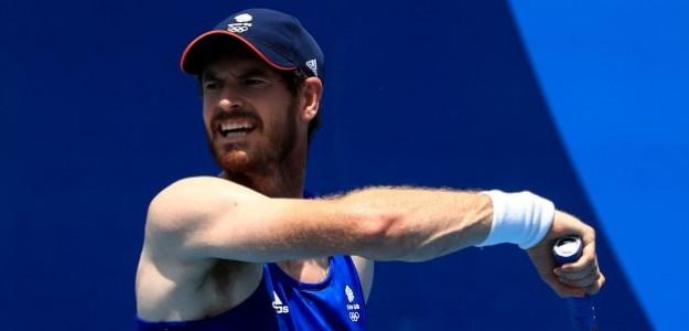 Murray y la esperanza olímpica. Foto: Getty