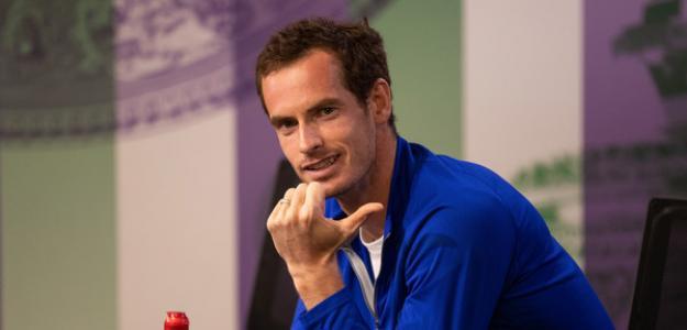 Andy Murray habla de dopaje en el tenis. Foto: zimbio