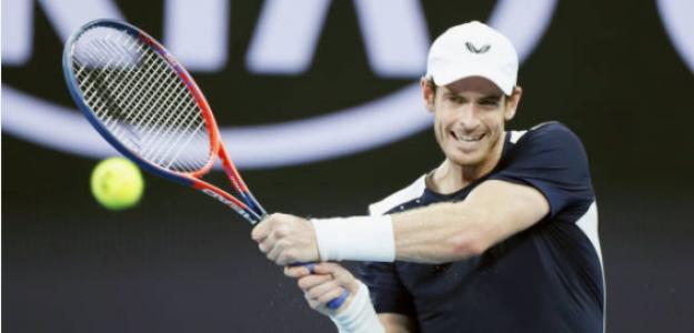 Andy Murray, expectativas en Open de Australia 2021. Foto: gettyimages