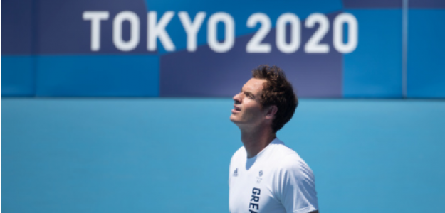 Andy Murray, olimpismo y tenis. Foto: gettyimages