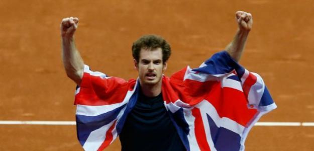 Andy Murray y su gran espina clavada. Foto: Getty
