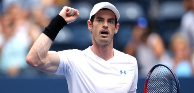 Andy Murray en US Open 2018. Foto: zimbio