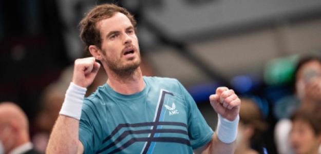 Andy Murray, clave de su mejoría en ATP 500 Viena 2021. Foto: gettyimages