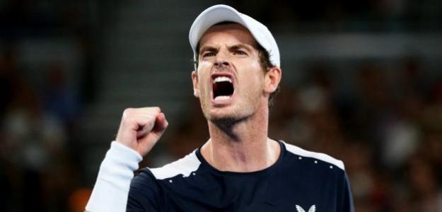 Andy Murray podría regresar a las pistas más pronto de lo esperado. Foto: Getty