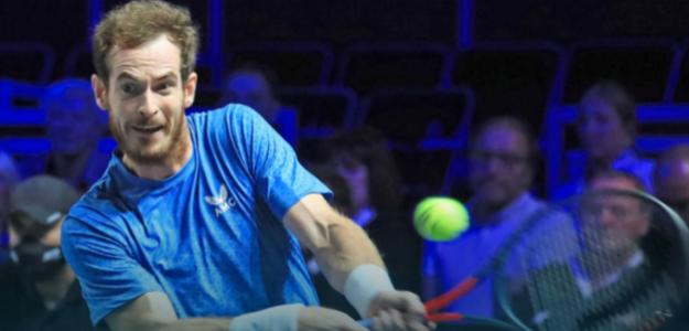 Andy Murray en Metz. Fuente: ATP