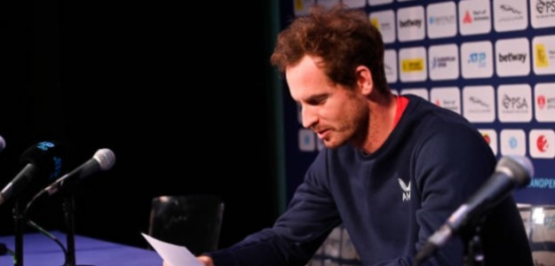 Andy Murray. Foto: Getty Images
