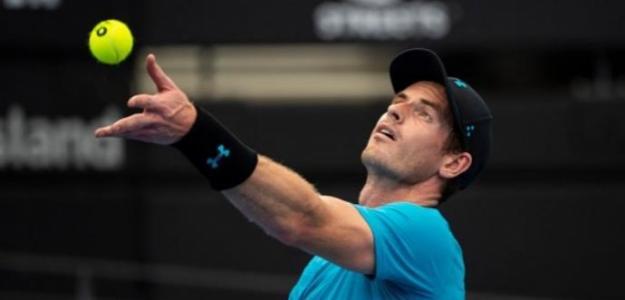 El escocés Andy Murray, apeado en segunda ronda de Brisbane.