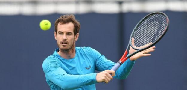 Andy Murray. Foto: Queen's.