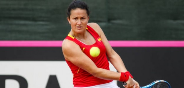 Lara Arruabarrena. Foto: Getty Images