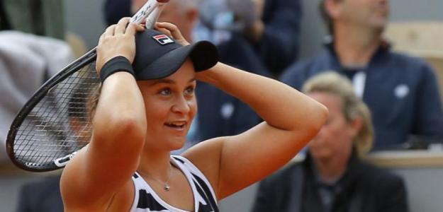 Ashleigh Barty. Foto: Roland Garros