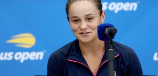 La campeona en Roland Garros es una de las firmes candidatas al triunfo en Nueva York. Foto: Getty