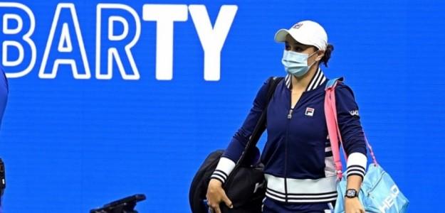 Barty podría no jugar el WTA Finals. Foto: USTA