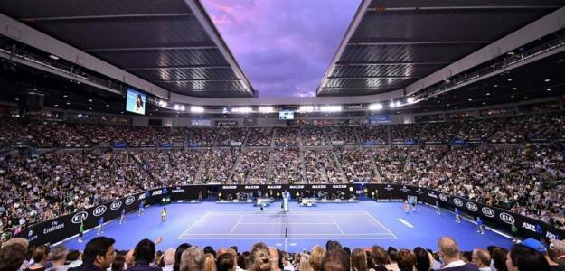 El Open de Australia fijó un nuevo récord histórico de espectadores.