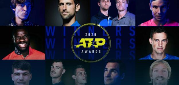 Premios ATP. Fuente: ATP