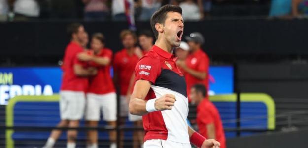 ATP Cup 2021. Horarios eliminatorias. Foto: gettyimages