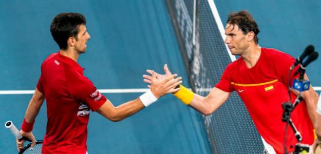 ATP Cup 2021. Sorteo cuadro.